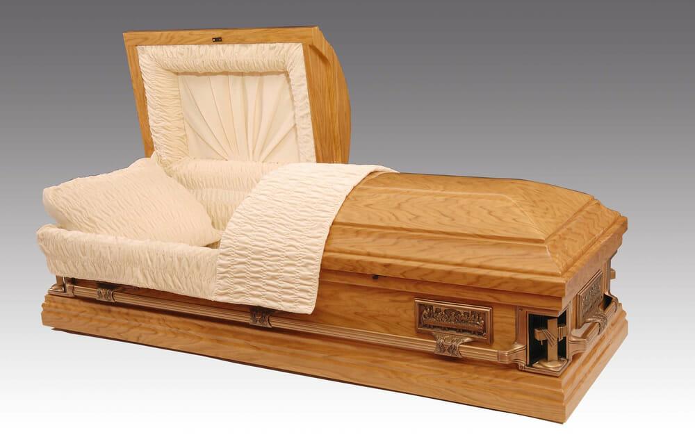 Massey Bros Coffin Selection