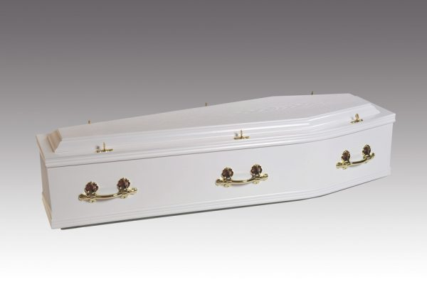 Matching Caskets are also available. We can accommodate specific requests within an agreed notice period.
